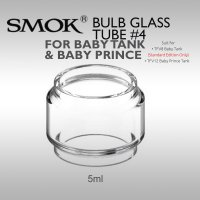 SMOK Bulb Replacement Glass for TFV8 Baby (Standard Edition) and TFV12 Baby Prince 5ml