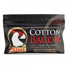 Cotton Bacon PRIME by Wick'n'Vape (10g) Suur Pakk