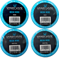 Vandy Vape - Mesh Wire 5ft~1.5m