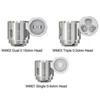 WISMEC WM Coil Head for Gnome